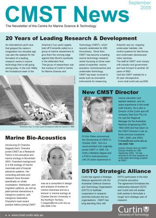 CMST Sept 2005
