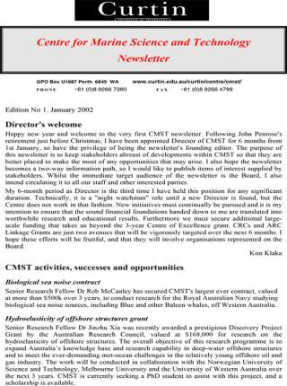 CMST Jan 2002