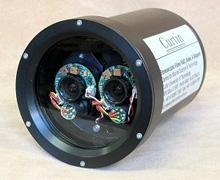 Mini-3D Underwater Stereoscopic Video Camera